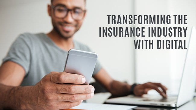 transforming the insurance industry with digital