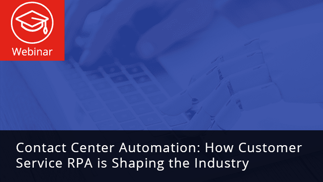 contact center automation